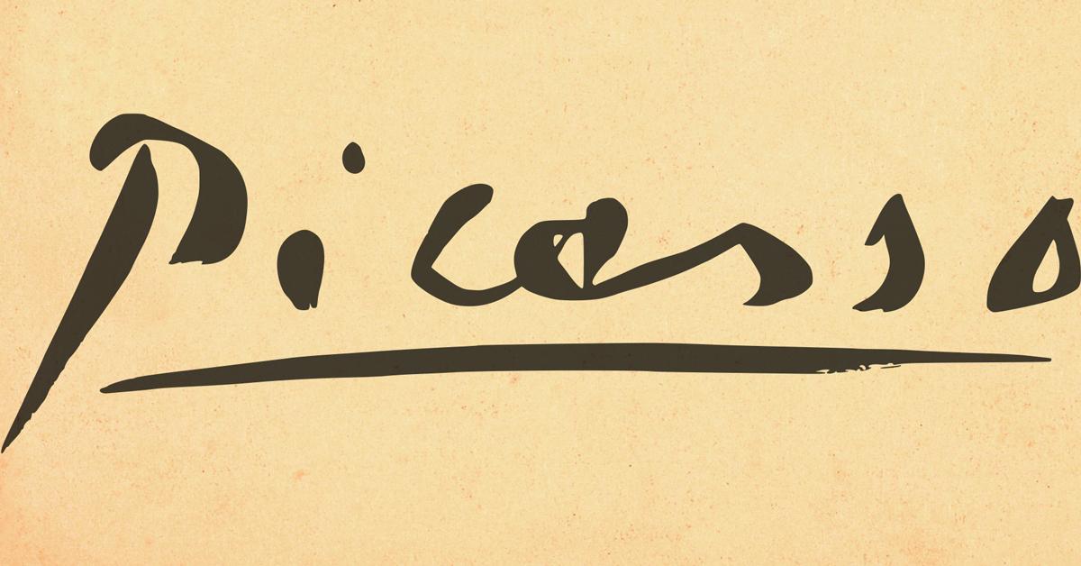 Поштенските картички на Пабло Пикасо